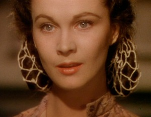 Vivien Leigh in the 1939 film Gone with The Wind. her use of the snood would reintroduce the garment to the masses.