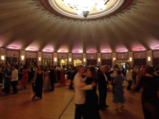 The Casino Ball Room, could accommodate up to 6000 dancers.