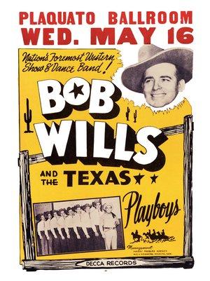 Bob-Wills-Poster